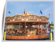 Carousel Hire UK | Taylor Leisure